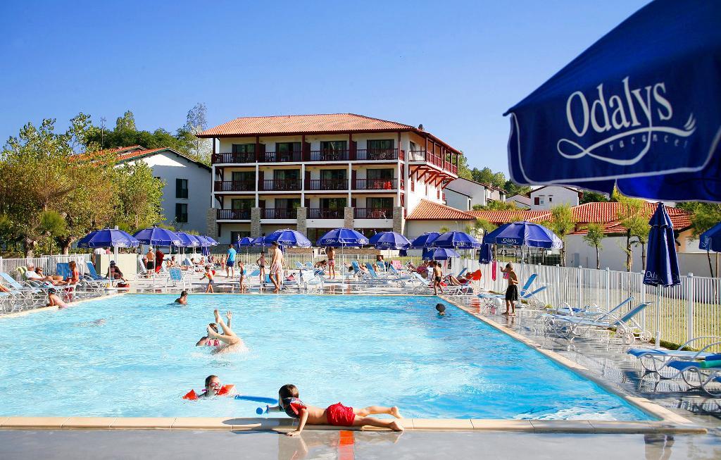 Hotel Odalys Erromardie