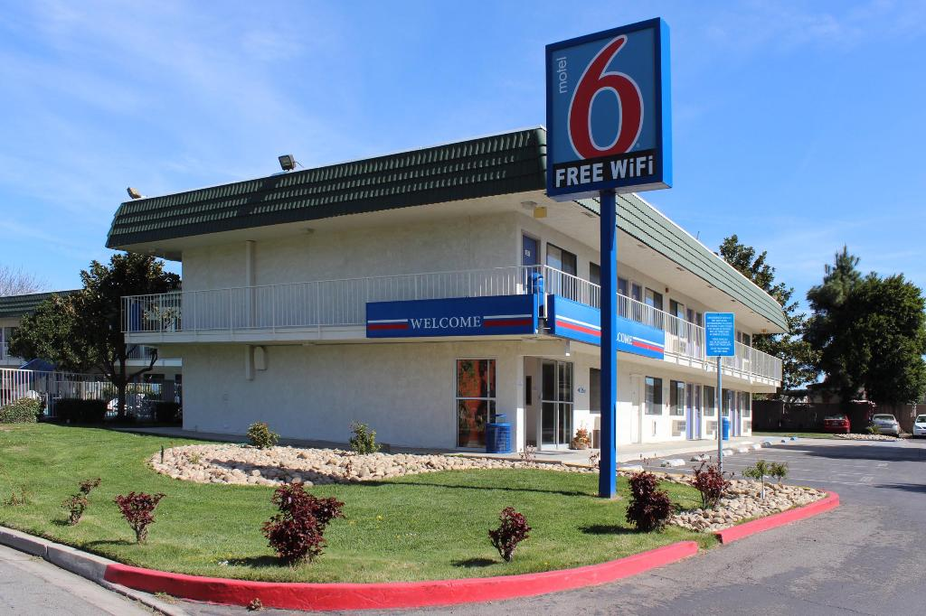 Motel 6 King City