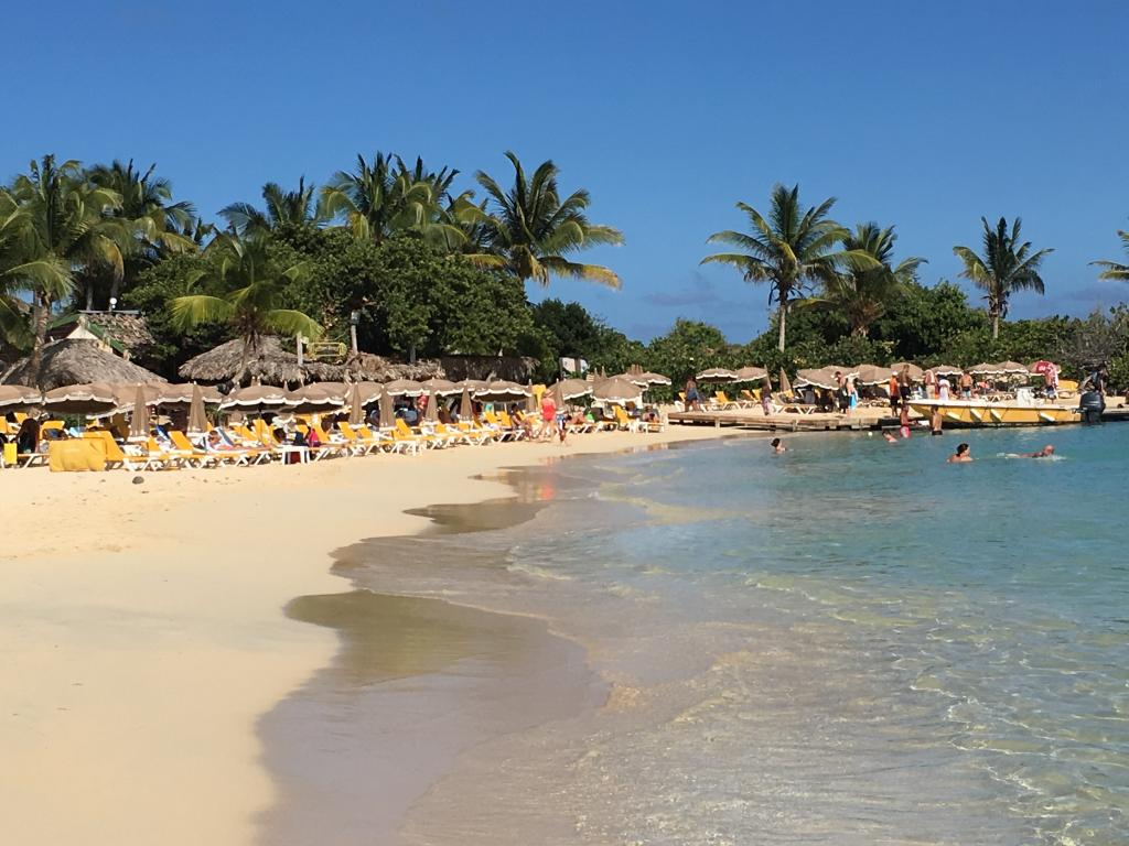 Pinel Beach