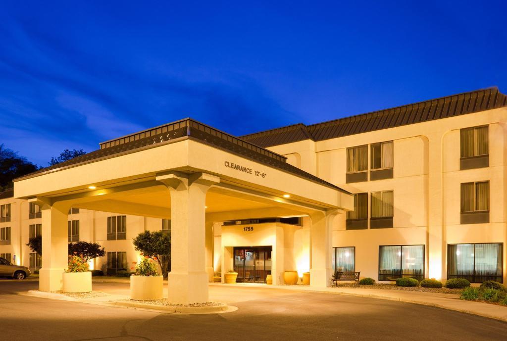 羅切斯特希爾頓恒庭飯店