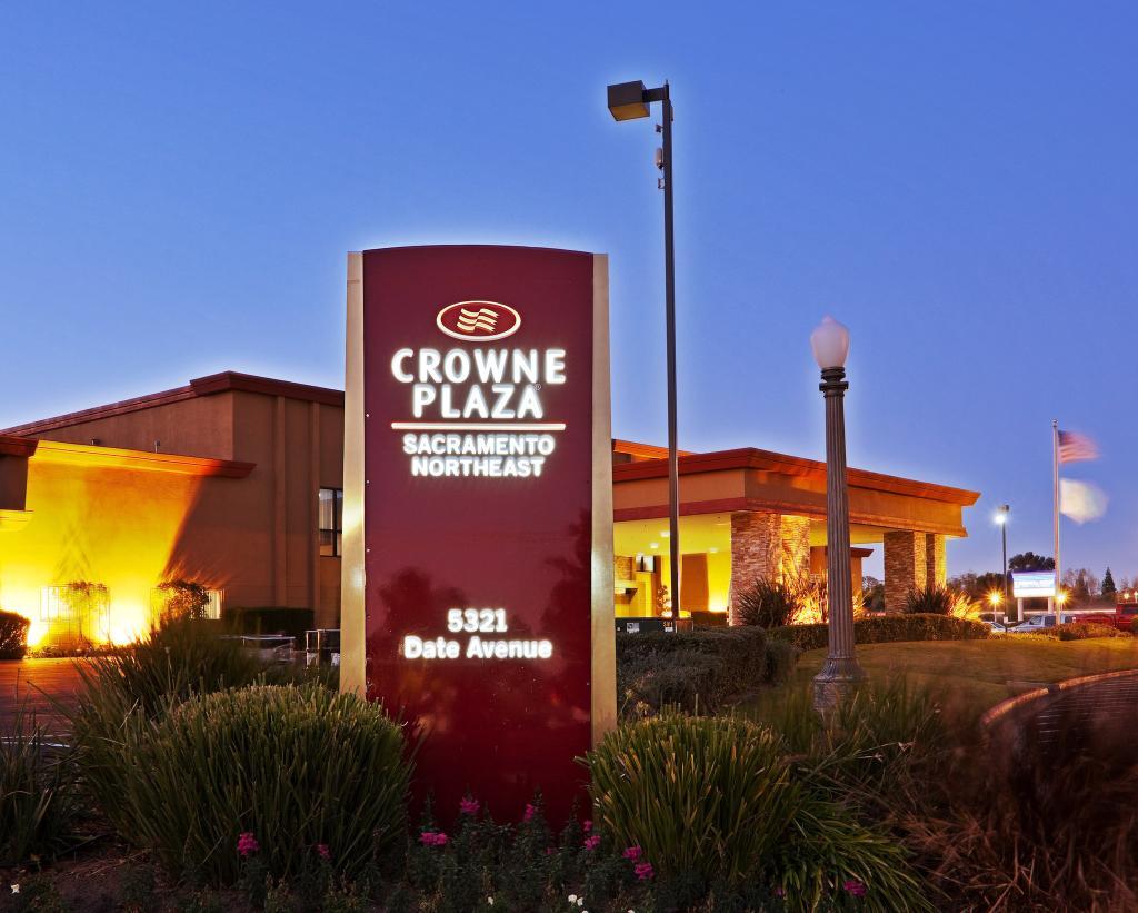 Crowne Plaza Sacramento