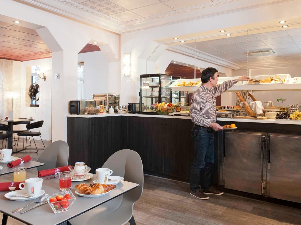Mercure Paris Opera Faubourg Montmartre