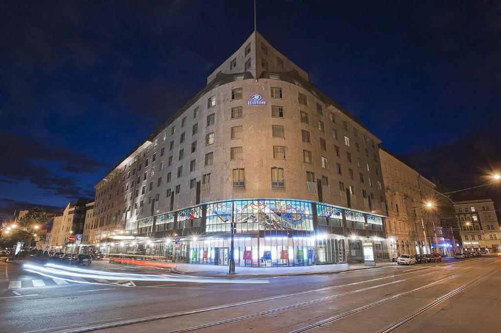 布拉格老城希爾頓大酒店