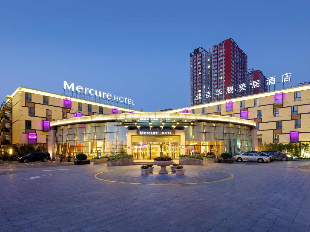 ‪Mercure Beijing Downtown‬