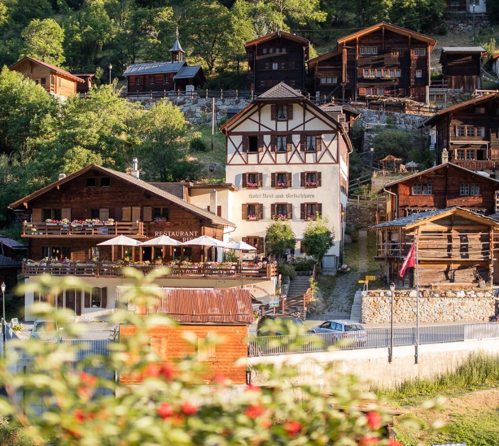 Hotel Nest - und Bietschhorn