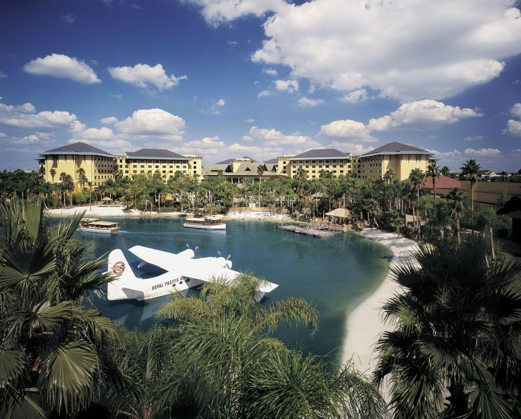 ‪Loews Royal Pacific Resort at Universal Orlando‬