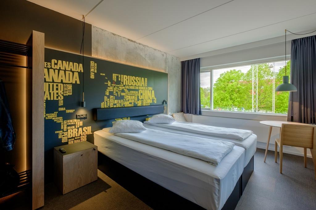 ズリープ ホテル コペンハーゲン エアポート
