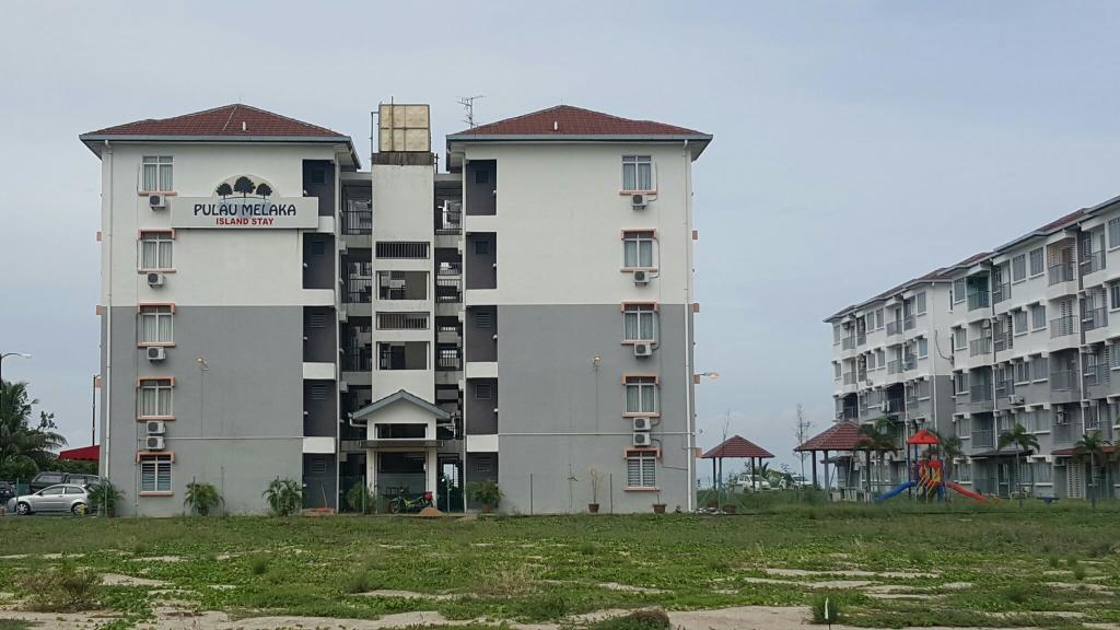 Pulau Melaka Island Stay Apartment