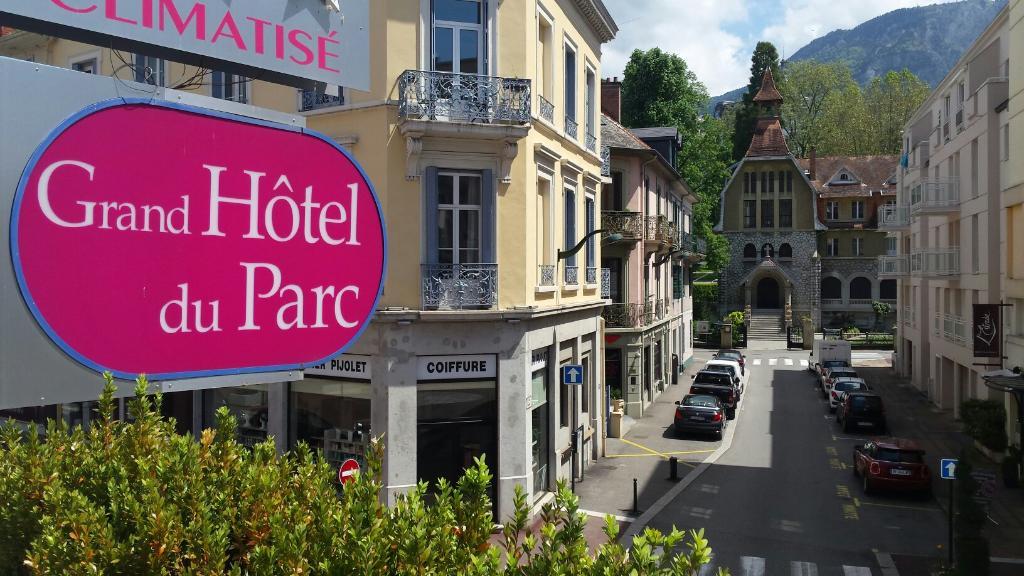 Logis Grand Hotel du Parc
