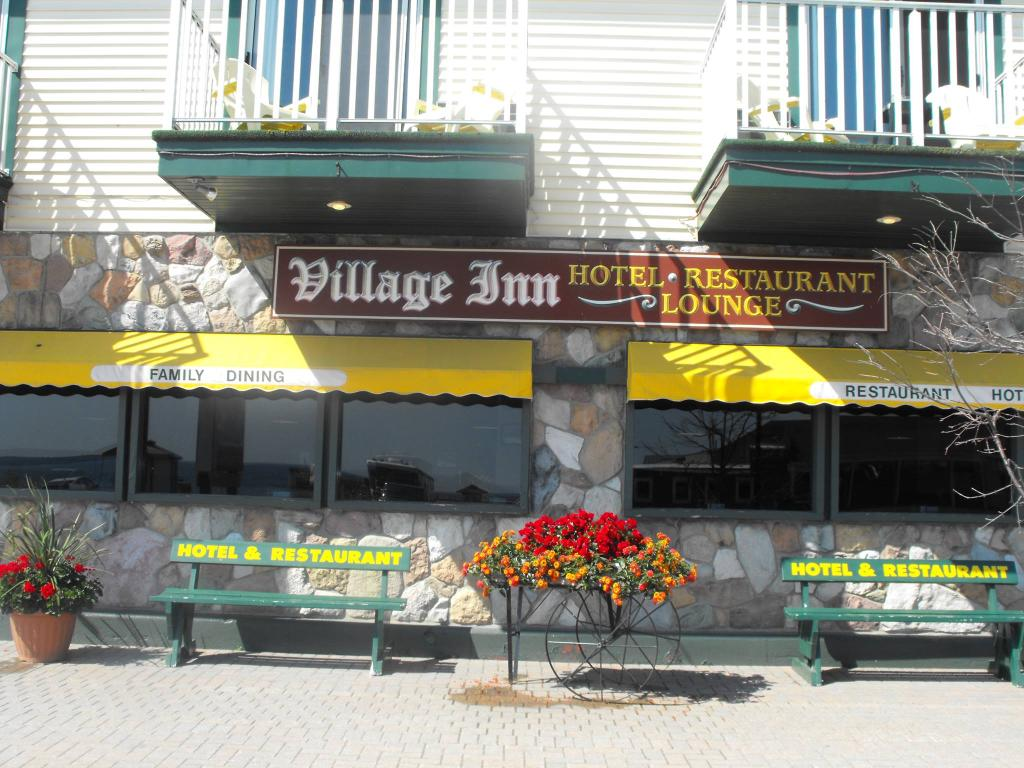 Village Inn Hotel, Restaurant & Lounge