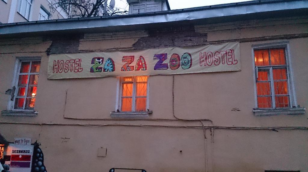 Za Za Zoo Hostel