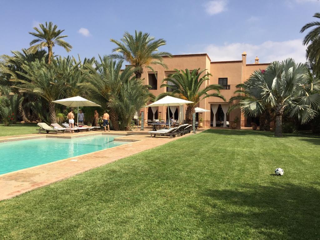 Villa des Palmiers de l'Oasis
