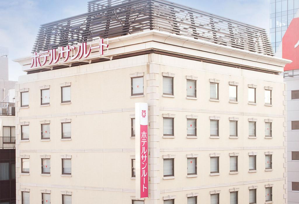 ホテルサンルート ステラ 上野