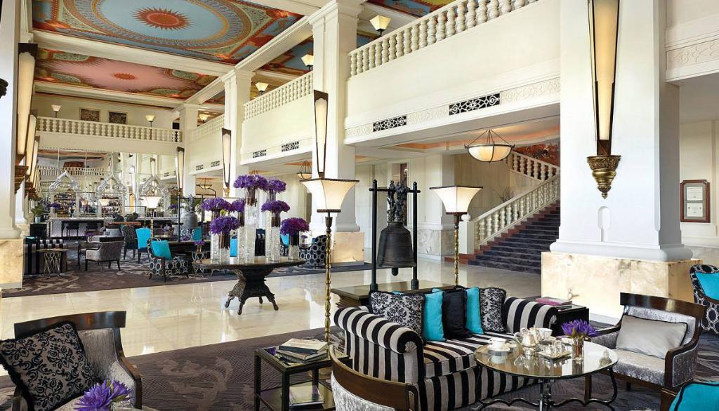 포시즌즈 호텔 방콕
