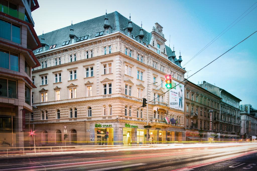 布達佩斯水星大都會酒店