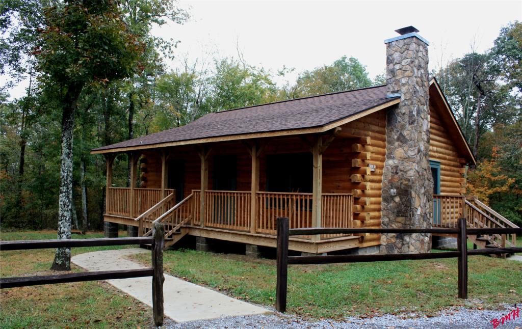 DeSoto State Park Lodge & Cabins