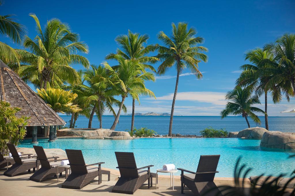ダブルツリー リゾート バイ ヒルトン ホテル フィジー - ソナイサリ アイランド