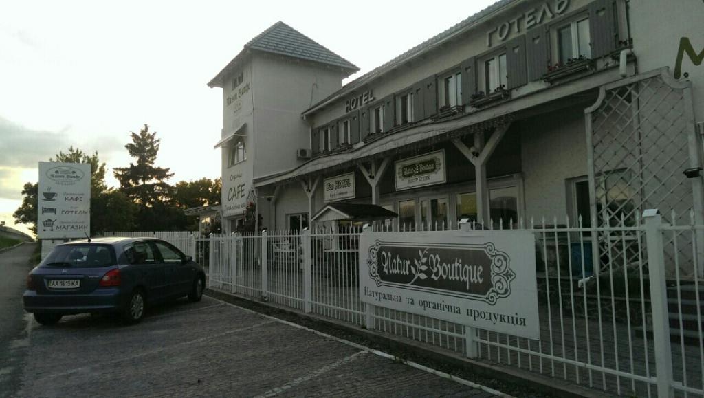 Maison Blanche Ecohouse