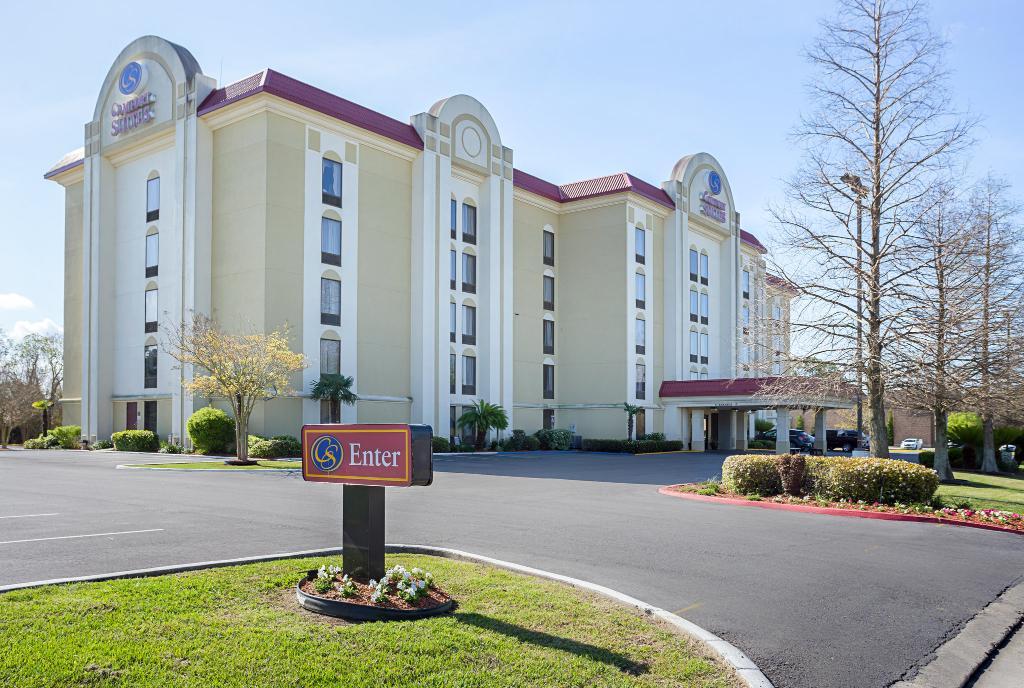 大學凱富套房飯店