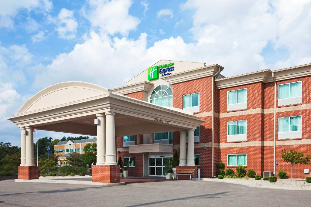 ‪Holiday Inn Express Hotel & Suites Cincinnati‬