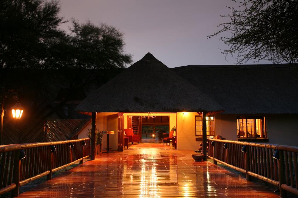 Mongena Game Lodge