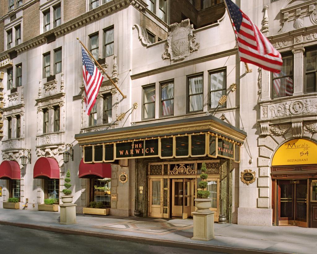 ワーウィック ニューヨーク ホテル