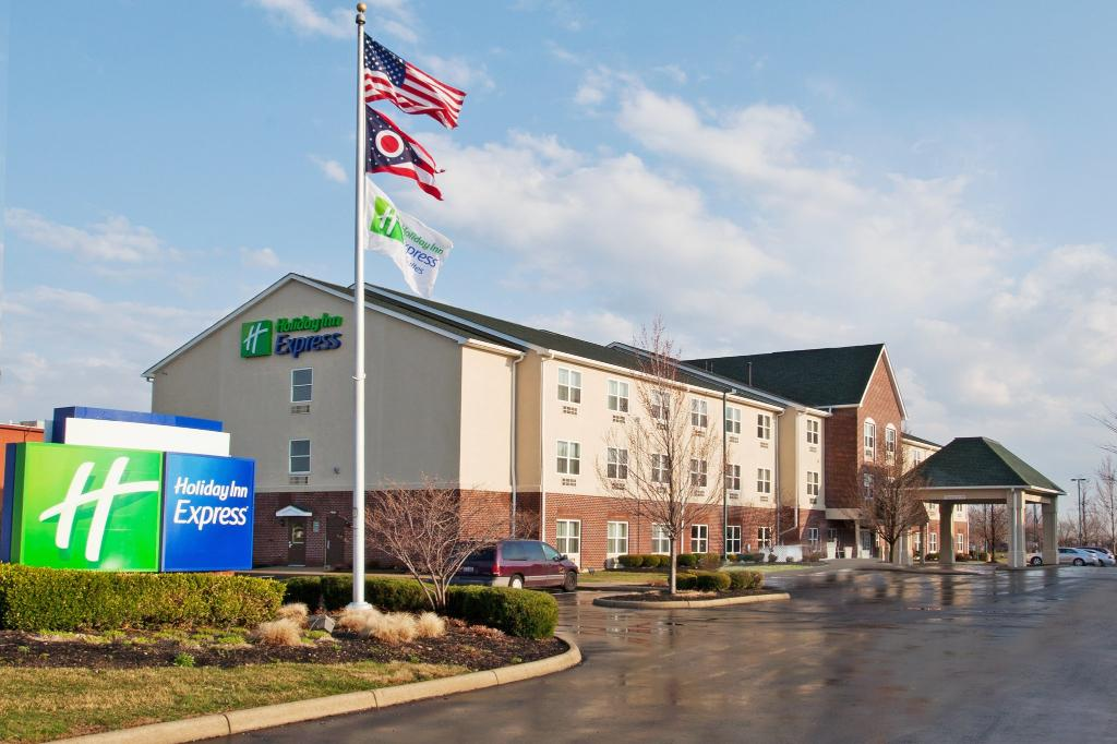 ‪Holiday Inn Express & Suites Columbus East‬
