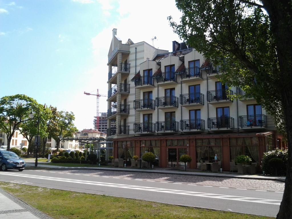 Kurhotel Villa Rezydent - Erholung in Swinemunde - Insel Usedom