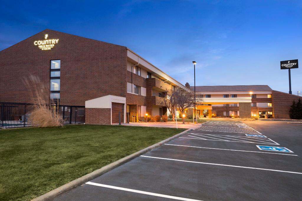 Country Inn & Suites By Carlson, Lincoln Airport