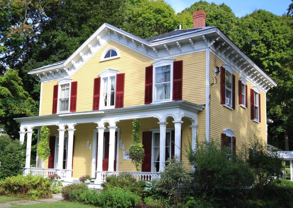1868 크로스비 하우스