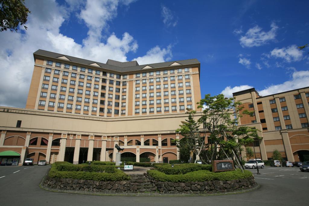 Hotel Mori no Kaze Ousyuku