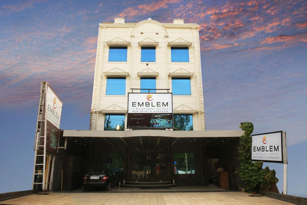 Emblem Hotel Gurgaon
