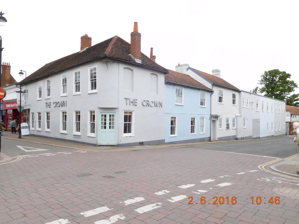 The Crown at Woodbridge