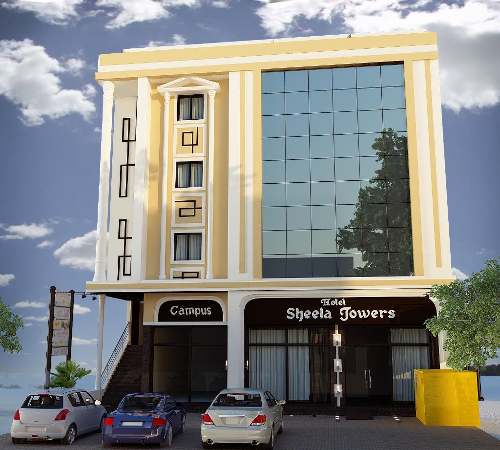 Hotel Sheela Towers