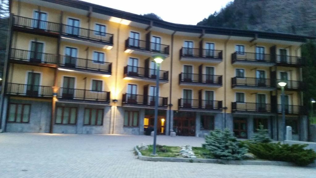 Casa Alpina Don Barra