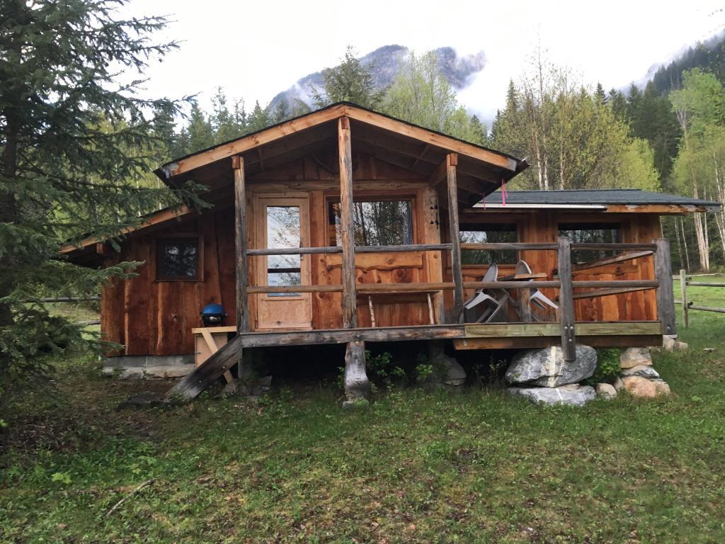 Blaeberry Cabin