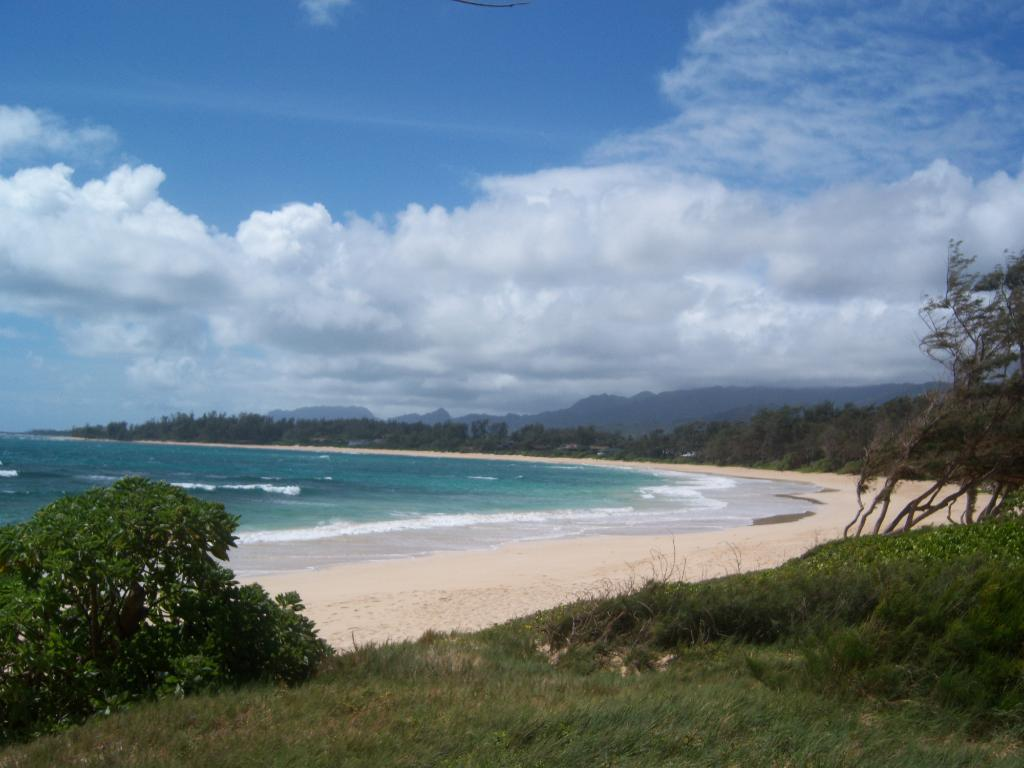 Malaekahana Beach Campground