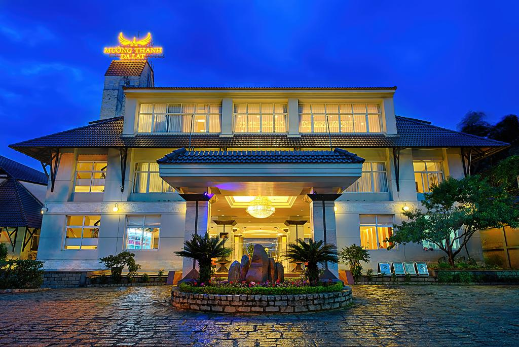 Muong Thanh Holiday Dalat Hotel