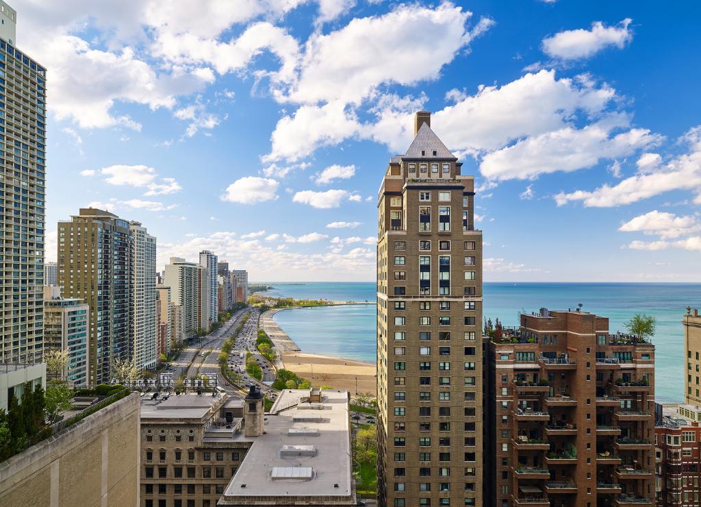 芝加哥威斯汀密歇根達大道酒店