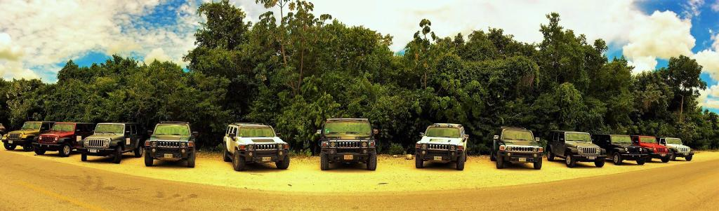Hummer Jungle Tours