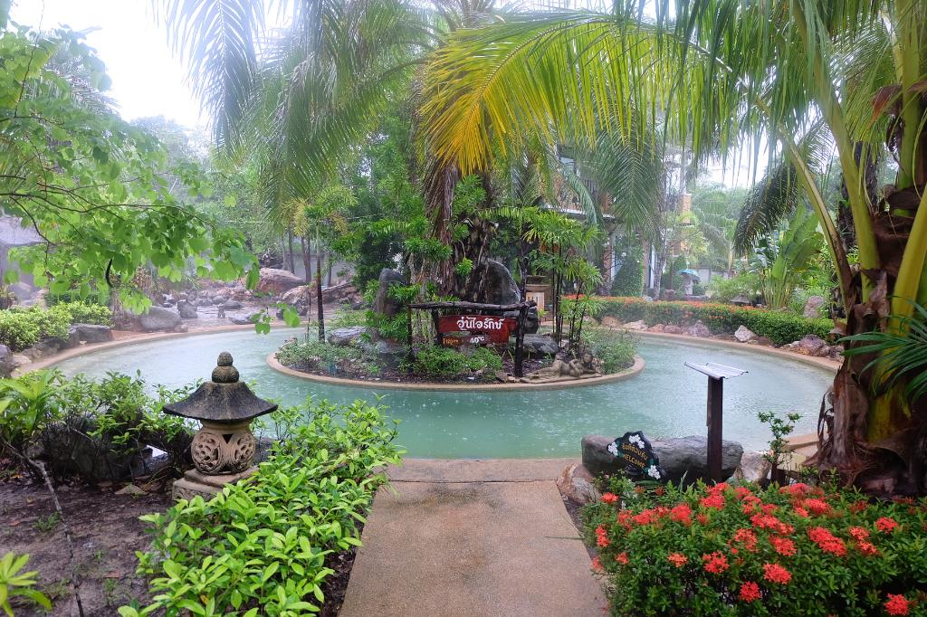 Nattha Waree Hot Spring Resort and Spa