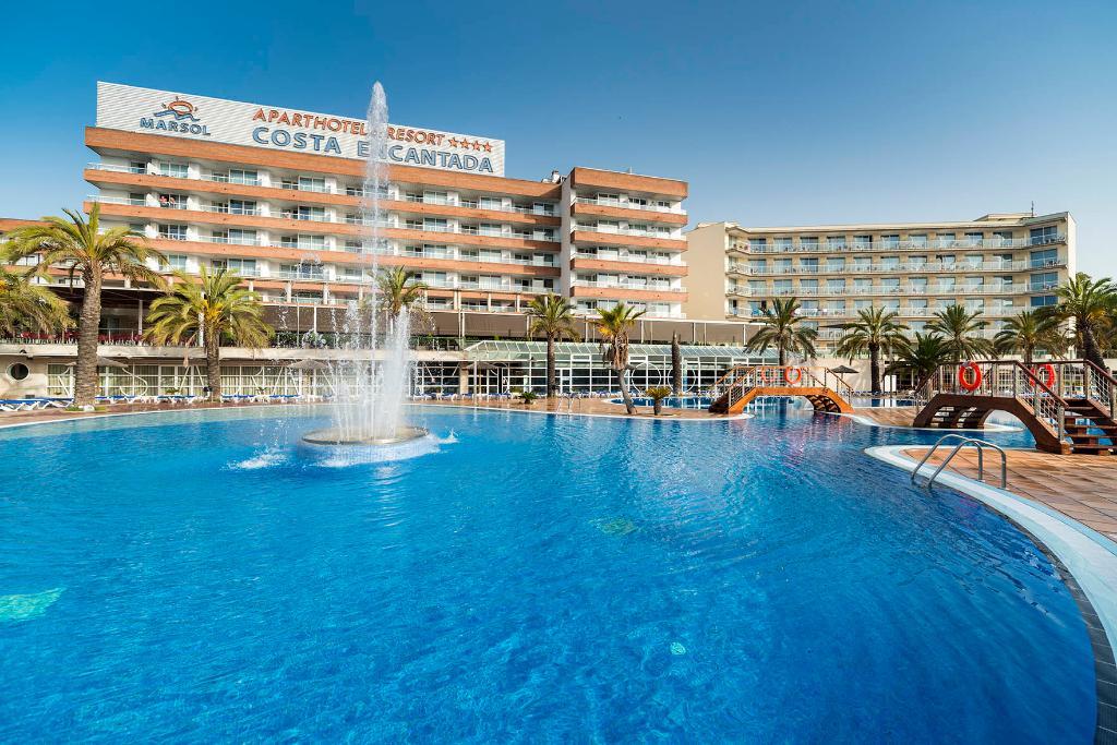 Aparthotel Costa Encantada