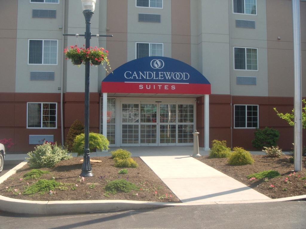 キャンドルウッド スイーツ ウィリアムスポート ホテル