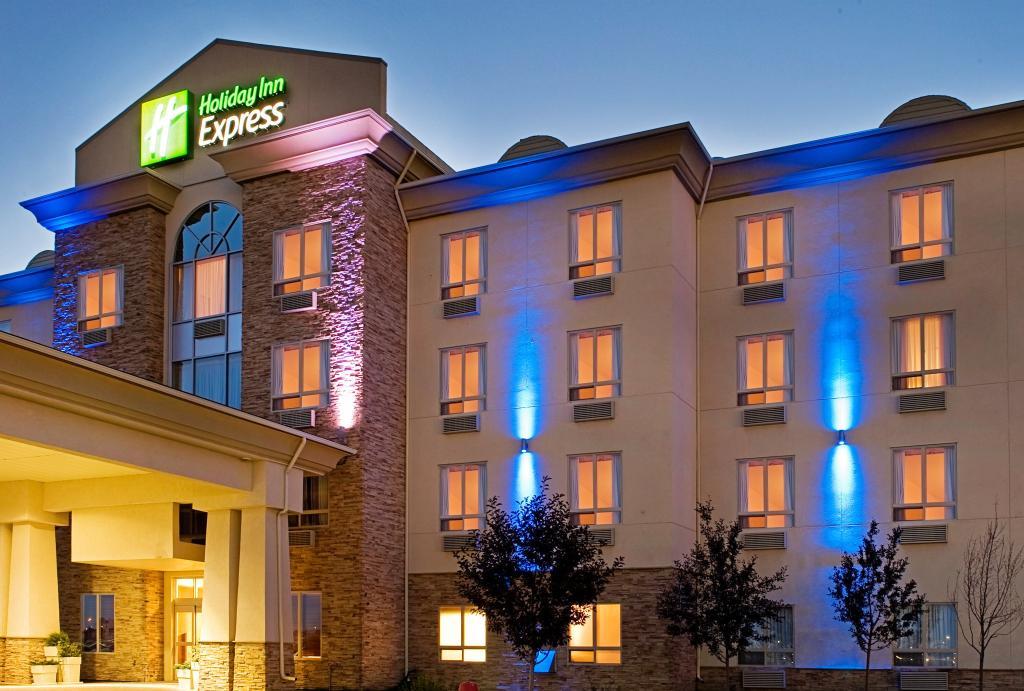 ホリデー イン エクスプレス グランデ プレイリー ホテル