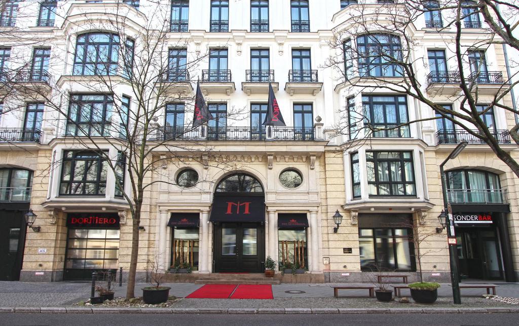 柏林勃蘭登堡霍夫酒店