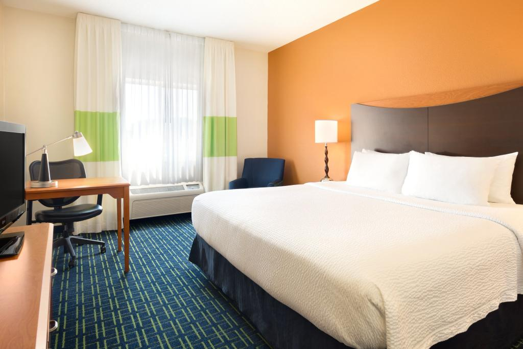 ‪Fairfield Inn & Suites Minneapolis Eden Prairie‬