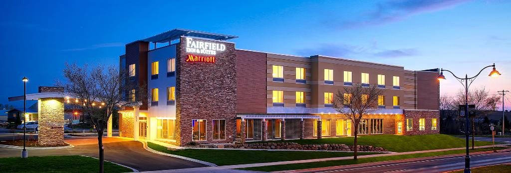 ‪Fairfield Inn & Suites Madison Verona‬