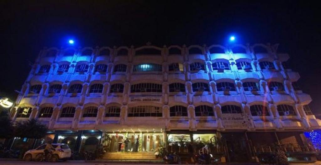 New Hotel Broadway