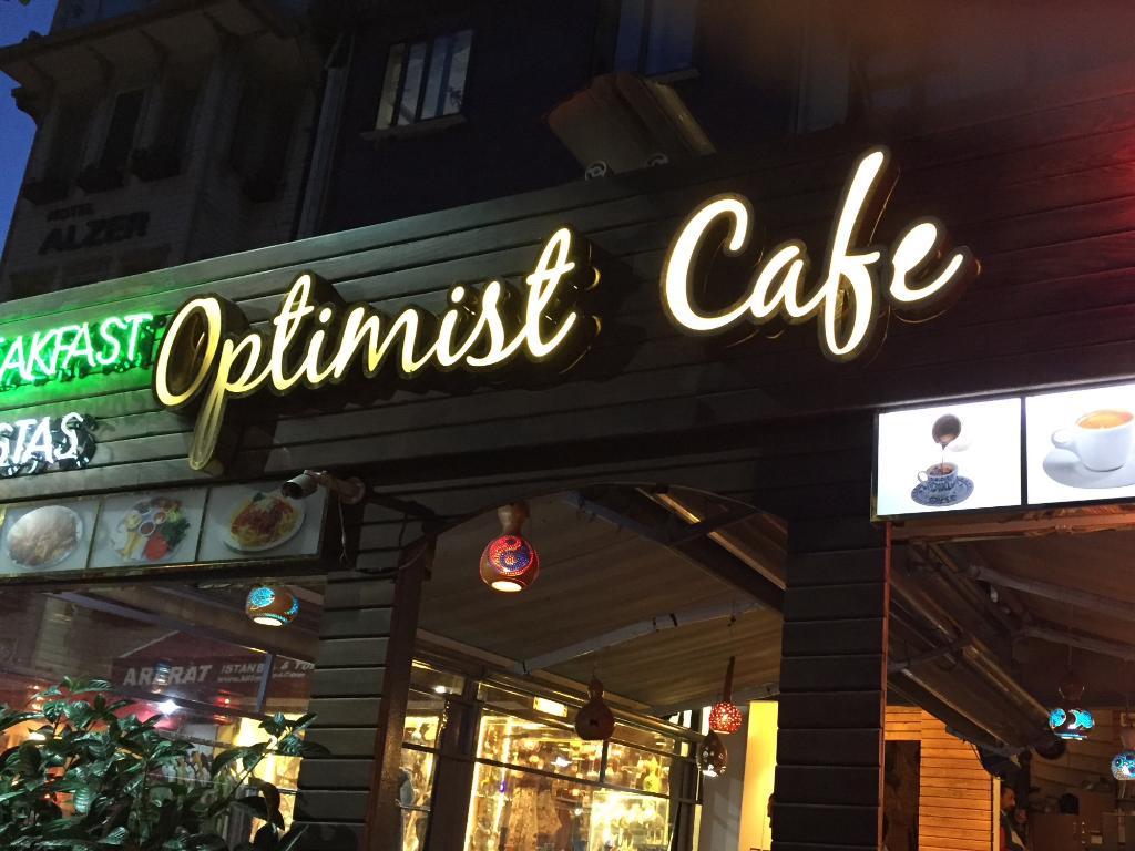 Optimist Guesthouse