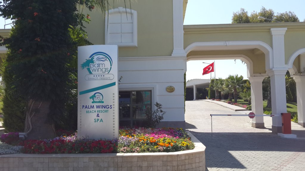 ‪Palm Wings Beach Resort‬